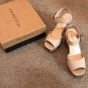 Kelsi Dagger Brooklyn Platform Block Heel Sandals